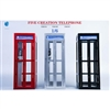 Diorama: Five Toys Telephone Booth w/LED (FIT-2013)