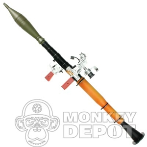 Heavy Weapon Zacca Bazooka Collection 2 2 RPG-7