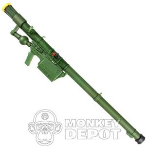 Heavy Weapon Zacca Bazooka Collection 2 5 SA-18 9K38 Igla