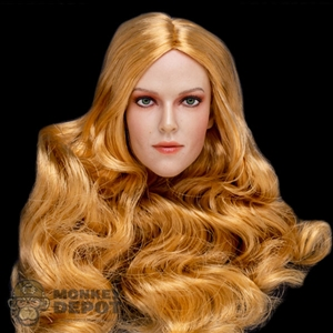 Head: GAC Toys Amanda Long Blonde Hair (GAC-009B)
