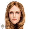 Head: GAC Toys Amanda Long Brown Hair (GAC-009C)