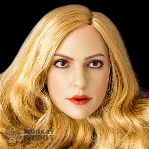 Head: GAC Toys Tiffany (Blonde) (GAC-013C)