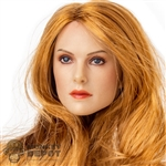 Head: GAC Toys Lizzy w/Blonde Hair (GAC-005A)