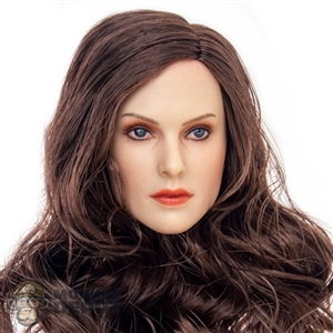 Head: GAC Toys Lizzy w/Dark Brown Hair (GAC-005C)