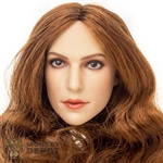 Head: GAC Toys Tiffany (Brown) (GAC-013A)