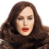 Head: GAC Toys Brown Haired Peggy (GAC-0017B)