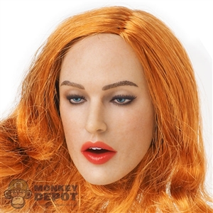 Head: GAC Toys Orange Haired Peggy (GAC-0017E)
