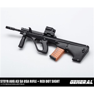 Rifle Set: General Steyr AUG A3 SA (GA-003)