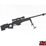 Boxed RIfle: Goat Guns 1/3rd Black Mini Sniper