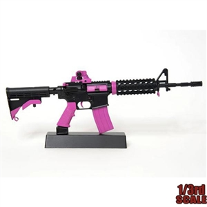 Boxed Rifle: Goat Guns 1/3rd Pink AR15