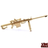 Boxed Rifle: Goat Guns 1/3rd Mini .50 cal (Gold)