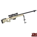 Boxed Rifle: Goat Guns 1/3rd Mini Sniper (Camo)