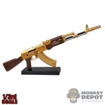 Boxed Rifle: Goat Guns 1/3rd AK47 (Gold)