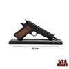 Boxed Pistol: Goat Guns 1/2.5 Scale 1911 (Silver)