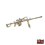 Boxed Rifle: Goat Guns 1/3rd Mini .50 cal (Camo)