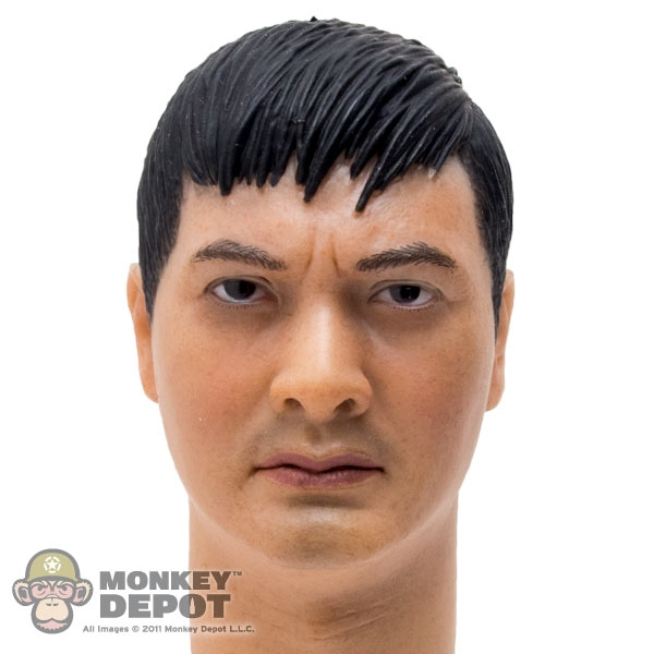 Chow Yun Fat in The Replacement Killers - Hair Sculpting Experiments GHL0030-2