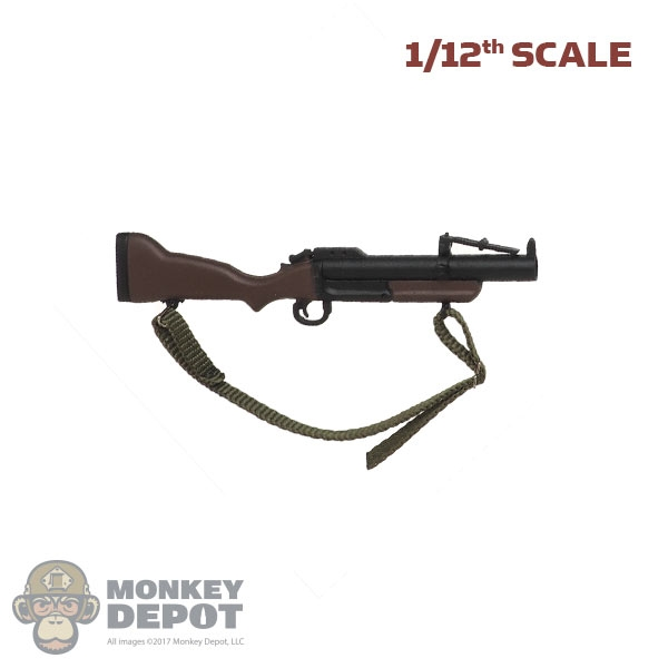 Rifle: Great Twins 1/12 M79 40mm Grenade Launcher