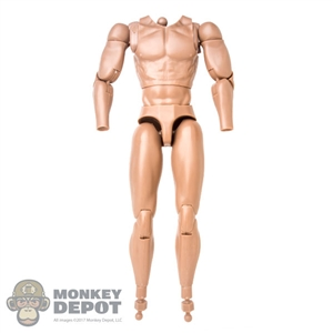 "Figure: GWG 10"" Tall Base Body w/Ankle Extensions"