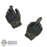 Hands: GWG Mens Molded Tactical Gloved Hands