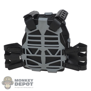 Vest: GWG Mens S&S Flame Plate Carrier
