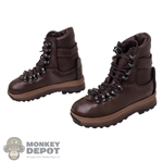 Boots: GWG Mens Leather-Like Leather Altberg Boots