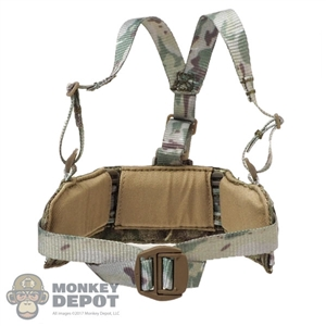 Harness: GWG Mens Virtus MTP Padded Belt + Yoke