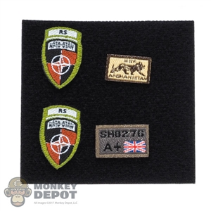 Insignia: GWG British Army Patch Set