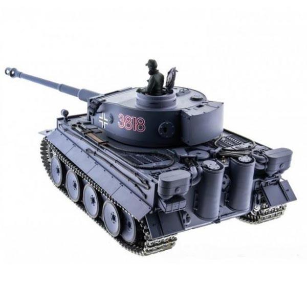 Monkey Depot - Vehicle: Heng Long 1:16 RC Tank Tiger 1