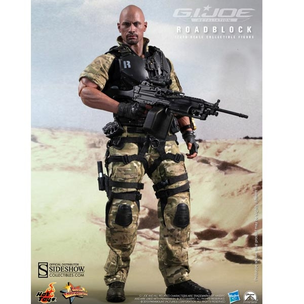 1:6th Scale GI Joe Dragon DID Hot Toys Holster Brown for 12 Inch Figure