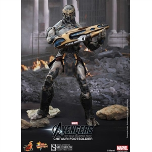 Boxed Figure: Hot Toys Chitauri Footsoldier (902161)