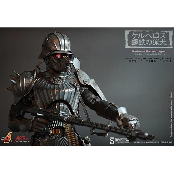 "Hot Toys The Kerberos Panzer Jäger 1//6 Armor Belt+PISTOL   for 12/"" figure use"