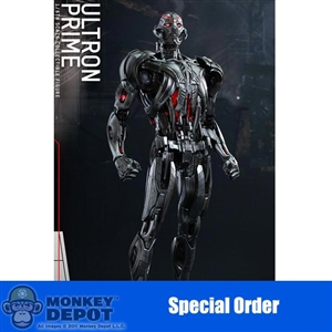 Boxed Figure: Hot Toys Ultron Prime - Avengers: Age of Ultron (902343)