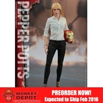 Boxed Figure: Hot Toys Pepper Potts & Mark IX (902509)