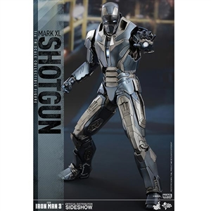 Boxed Figure: Hot Toys Iron Man Mark XL - Shotgun (902494)