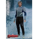 Boxed Figure: Hot Toys Avengers Age Of Ultron - Quicksilver (902521)