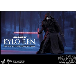 Boxed Figure: Hot Toys Star Wars - Kylo Ren (902538)