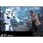 Boxed Figure: Hot Toys Star Wars - Finn & First Order Riot Control Stormtrooper (902626)