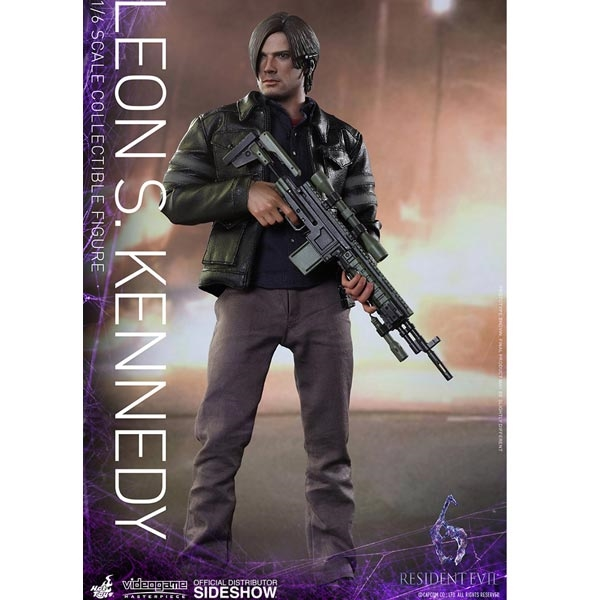 Action Figures Tv Movies Video Games Hot Toys Resident