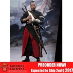 Boxed Figure: Hot Toys Star Wars Chirrut Imwe Deluxe Version (902913)