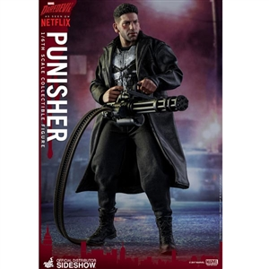 Boxed Figure: Hot Toys The Punisher (903000)