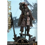 Boxed Figure: Hot Toys Pirates of the Caribbean DX Jack Sparrow (903044)