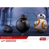 Boxed Figure: Hot Toys Star Wars: The Last Jedi BB-8 & BB-9E (903190)