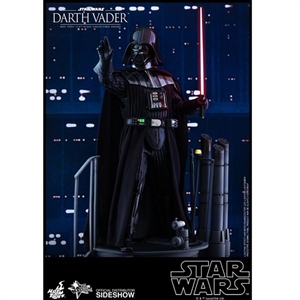 Boxed Figure: Hot Toys Star Wars The Empire Strikes Back - Darth Vader (903140)