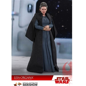 Boxed Figure: Hot Toys Star Wars: The Last Jedi Leia Organa (903333)