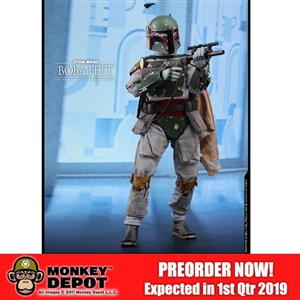 Boxed Figure: Hot Toys The Empire Strikes Boba Fett (903351)
