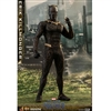 Boxed Figure: Hot Toys Black Panther Erik Killmonger (903413)