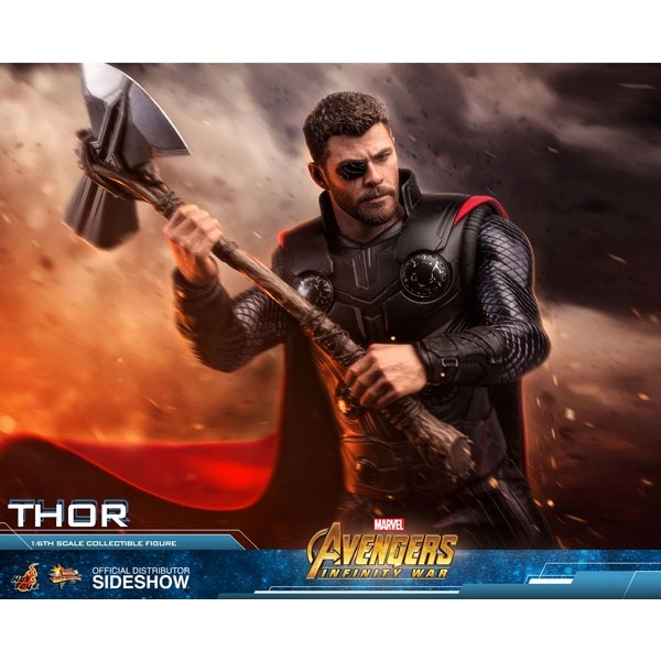 PREORDER Boxed Figure: Hot Toys Avengers: Infinity War Thor (903422)