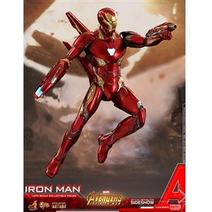 Boxed Figure: Hot Toys Avengers: Infinity War Iron Man (903421)