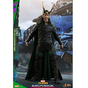 Boxed Figure: Hot Toys Thor: Ragnarok - Loki (903106)