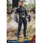 Boxed Figure: Hot Toys Avengers: Infinity War - Captain America (903430)